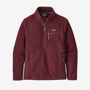 Fleece- Pullover - W's Retro Pile Marsupial - Patagonia
