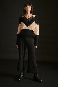 Culotte aus TENCEL mit Bio-Baumwolle - LANIUS