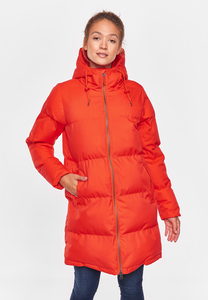 "Damen Wintermantel aus recycled Polyester ""Stove Girls"" - derbe"