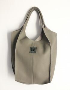 Malezja Bag Recycelte Ledertasche - You by Tokarska