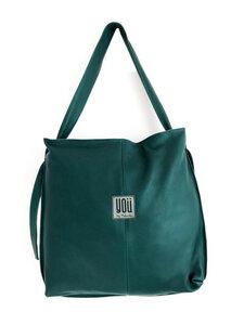 "Recycelte Lederhandtasche ""Nepal Bag"" - You by Tokarska"