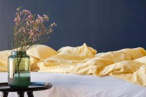 Bettdeckenbezug Leinen - Linus 135x200 cm - #lavie
