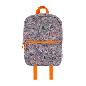 Ekofelt backpack - recycelter Filz Rucksack - You by Tokarska