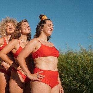 Bikini Top Anne  - WONDA swim