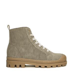 NAE Noah | Vegane Bio- Sneaker- Boots, aus Bio- Baumwolle   - Nae Vegan Shoes