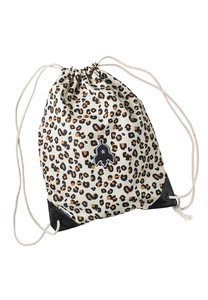 Kinder Monsterbag aus 100% Polyester CHEETADO Leoprint - WeeDo