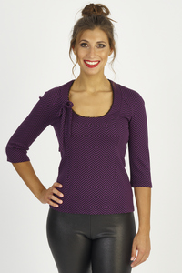 Damen Shirt Kelly - number K