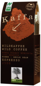 Kaffa Bio Wildkaffee - Kaffa Bio Wildkaffee