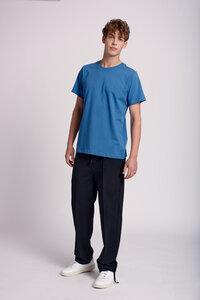 KOS T-Shirt mit 2x2 Rib Halsausschnitt Herren  - AFORA.WORLD
