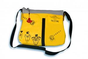 Classic Flyer Bag, grau - Bag to Life