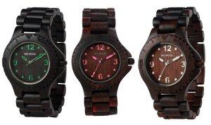 WeWood Kale Armbanduhr aus Holz - Wewood