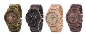 WeWood Kappa Armbanduhr aus Holz - Wewood