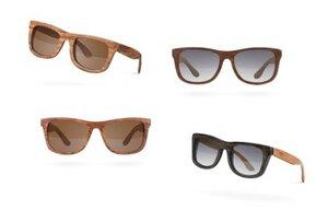 Palo Sonnenbrille aus Holz - Amazonia - Palo