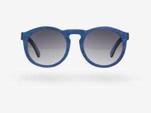 Palo Sonnenbrille aus Holz - Piura Indie Skate - Palo
