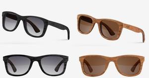 Palo Sonnenbrille aus Holz - Kayan - Palo