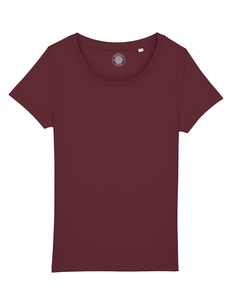 "Damen T-Shirt aus Bio-Baumwolle ""June"" - University of Soul"
