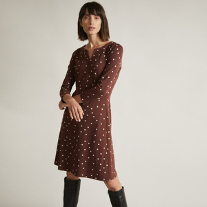 Etuikleid Pretty Dots Tencel GOTS - LANIUS