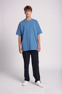 MALIN Oversized T-Shirt Herren  - AFORA.WORLD