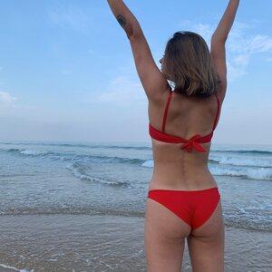 Bikini Bottom Cape Town  - WONDA swim