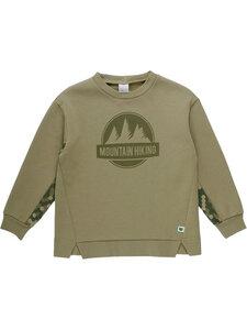 Fred's World Kinder Sweat-Shirt Hiking reine Bio-Baumwolle - Fred's World by Green Cotton