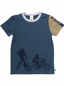Fred's World Kinder T-Shirt BMX Bike Bio-Baumwolle - Fred's World by Green Cotton