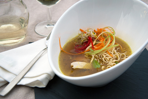 Suppenbox 'Asiatische Nudelsuppe mit Hähnchen' - Gewürze - RezeptGewürze