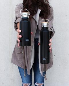 Avoidwaste Thermosflasche aus Edelstahl (2 Farben, 2 Größen) - Avoidwaste