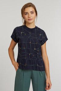 Damen Boxy T-Shirt Bio Fair - ThokkThokk