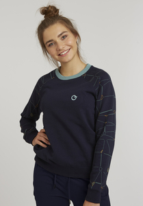 Damen Raglan Sweater Bio Fair - ThokkThokk