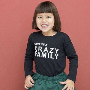 Langarmshirt CRAZY FAMILY - FRIEDA FREI