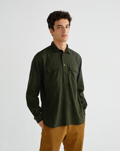 Cupid Shirt green - thinking mu