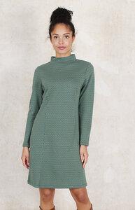 """Kleid aus Bambus-Faser und Bio-Baumwolle """"LB-040 Eiline"""" - Lykka du Nord"""