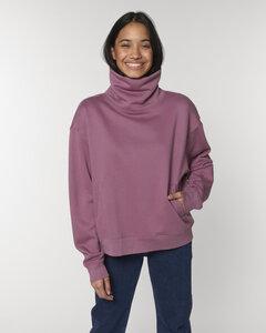Gemütlicher Rollkragensweater innen flauschig und ganz weit geschnitten - Kultgut