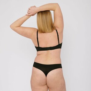 String Slip 2er-Set - Organic Cotton Thong 2-pack - Organic Basics