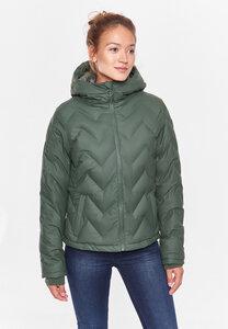 """Damen Winterjacke aus recycled Polyester """"Interlink Girls RC"""" - derbe"""