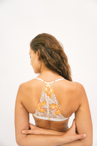 Buttercup Full Back Bralette - Nette Rose
