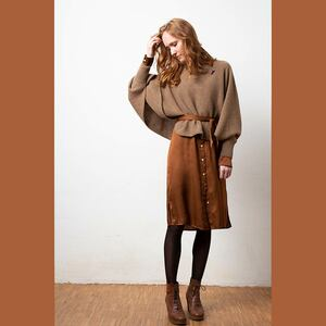 Two-in-one Pulli-Poncho ANNA - meinfrollein