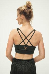Yoga Bra Top Radha - Kismet Yogastyle