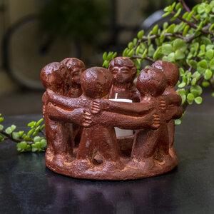 Freundschaftskreis 6 Freunde, Teelichthalter - Mitienda Shop