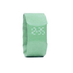 Armband Uhr - Neo Mint - paprcuts