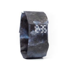 Armband Uhr - Galactic Whale - paprcuts