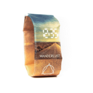 Armband Uhr - Wanderlust - paprcuts
