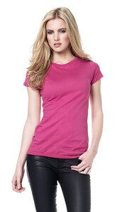 Women's Organic Slim Fit T-Shirt - Continental Clothing