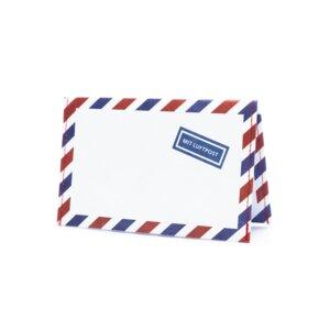 Kartenhalter - Airmail - paprcuts