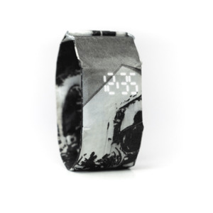 Armband Uhr - Spaceman - paprcuts