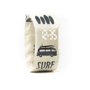 Armband Uhr - Surf - paprcuts