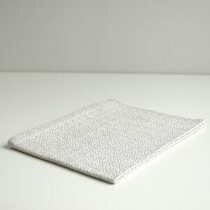 Leinen-Tischset, handgewebt, Leinen-Tischsets von tuchmacherin, natur/weiß - tuchmacherin - handgewebtes design + filz