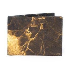Portemonnaie - Marble Black - paprcuts