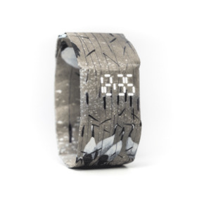 Armband Uhr - Cranes - paprcuts