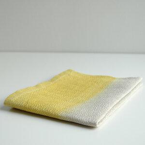 Leinen-Tischset, handgewebt, Leinen-Tischsets von tuchmacherin, mit Farbverlauf - tuchmacherin - handgewebtes design + filz